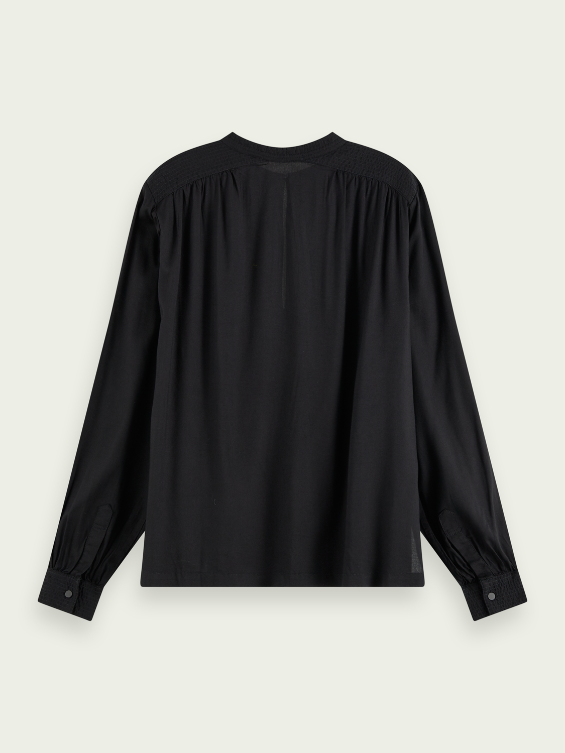 Women Gathered detail long sleeve top