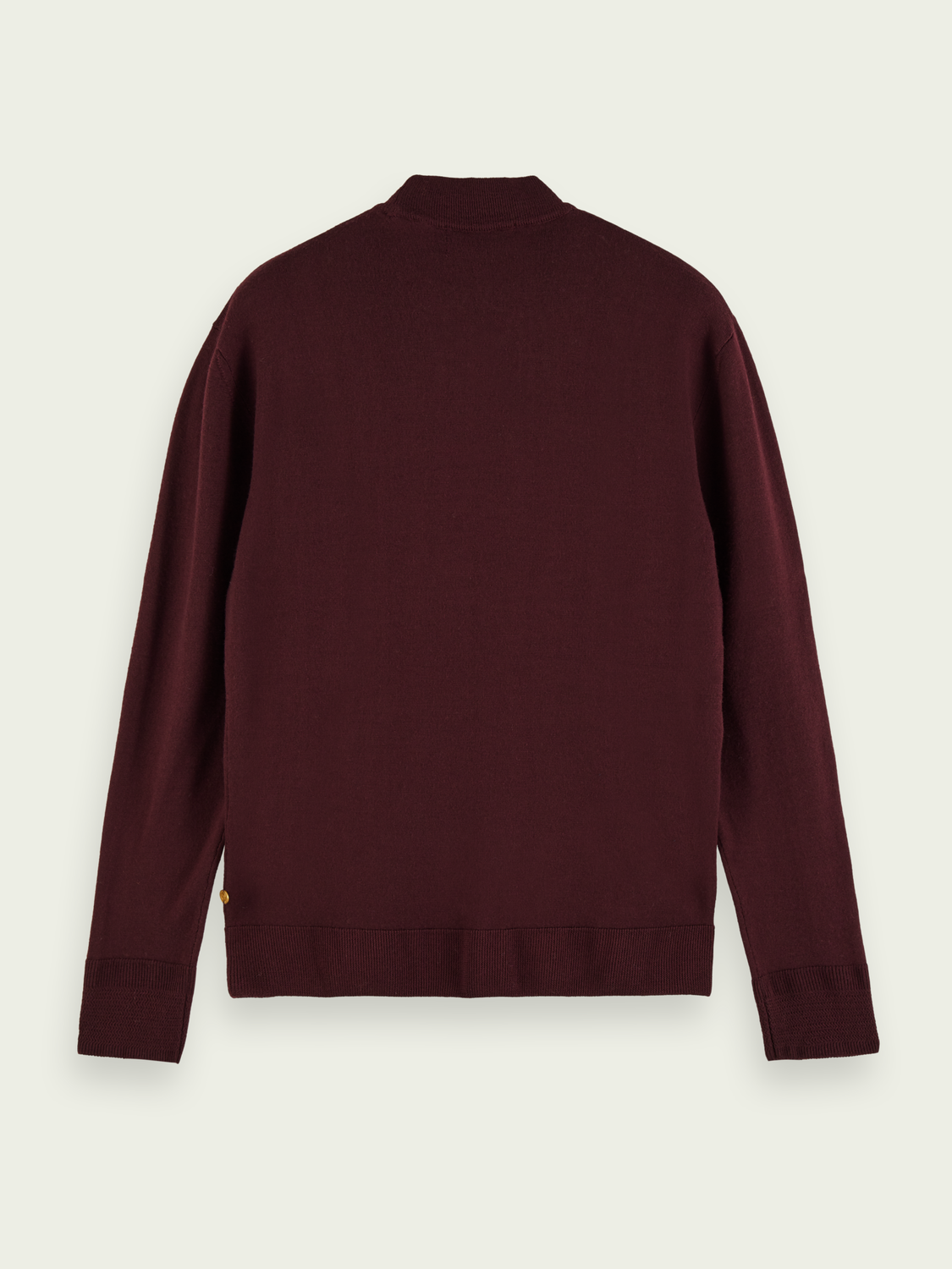 Men Merino wool pullover