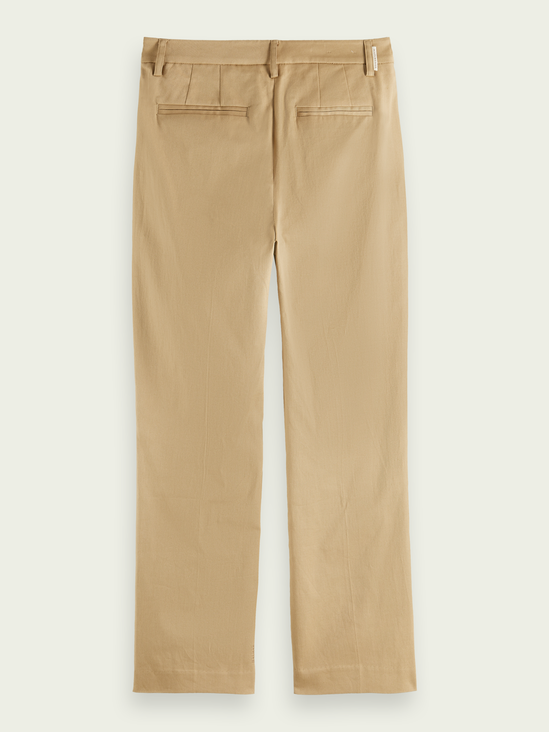 Dames Abott – Stretch twill | Regular fit stretch chino