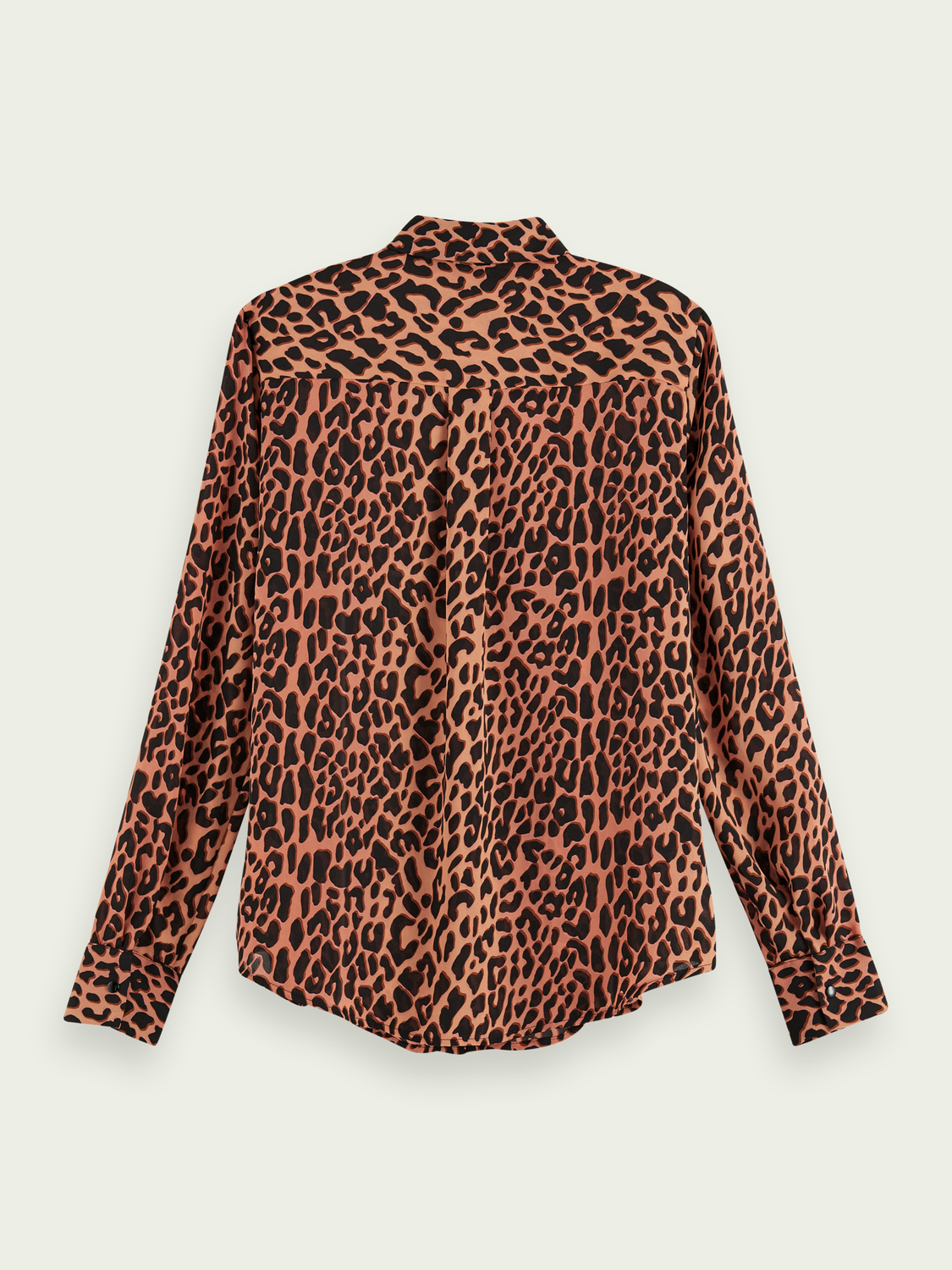 Women Regular fit animal print shirt