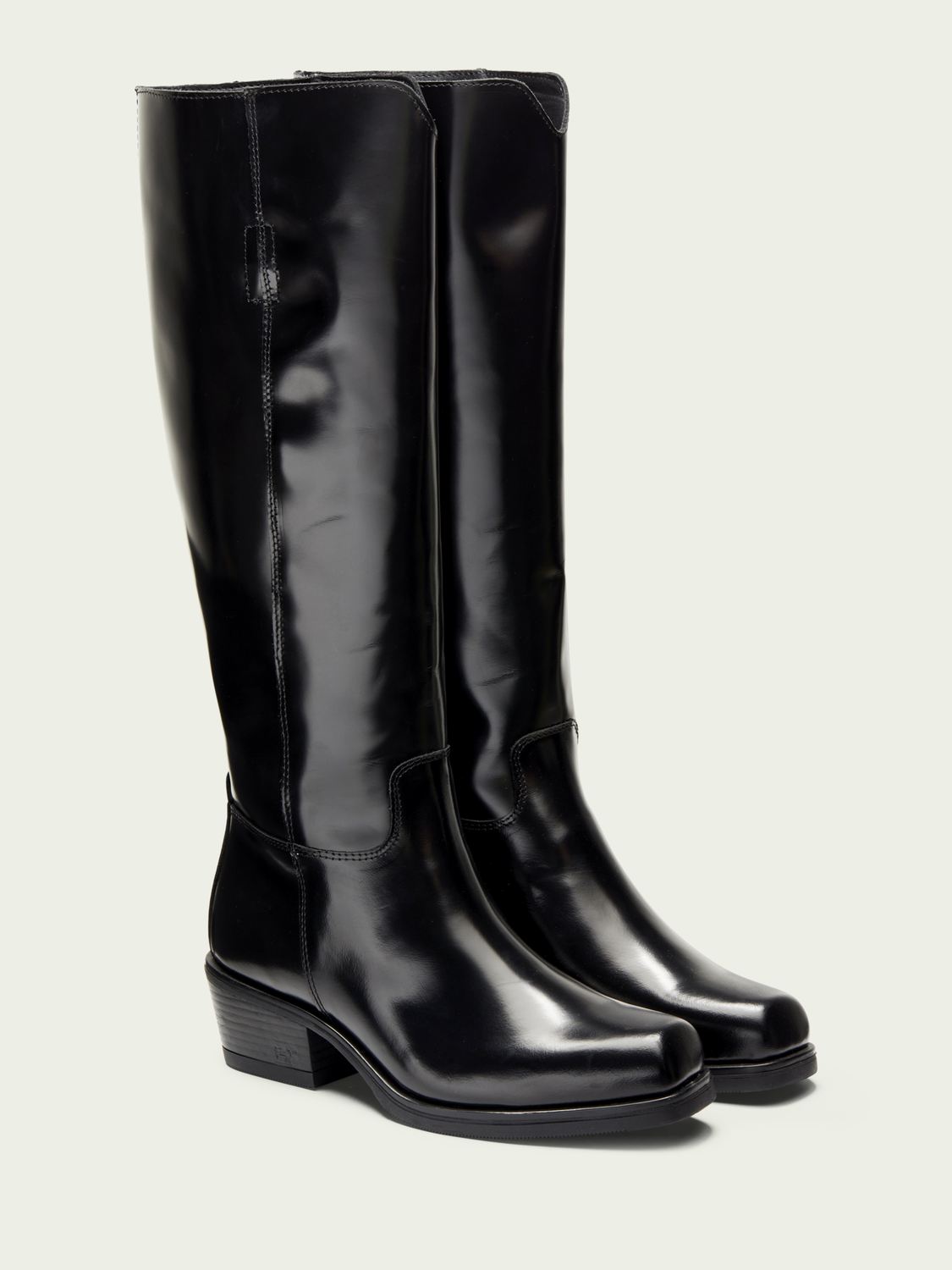 Women Sheila - tall leather boots
