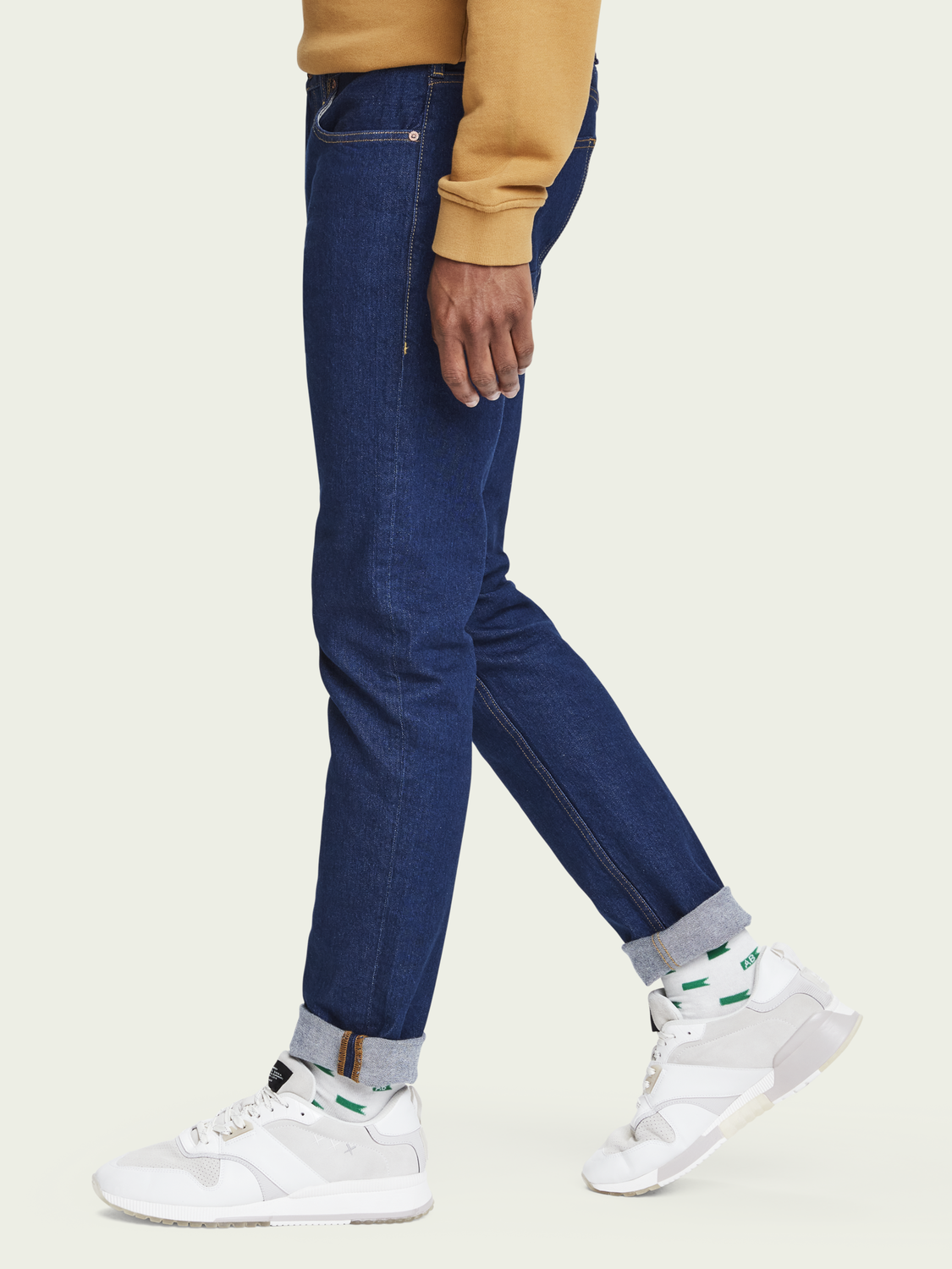 Heren Skim - The South Sea | Skinny fit jeans