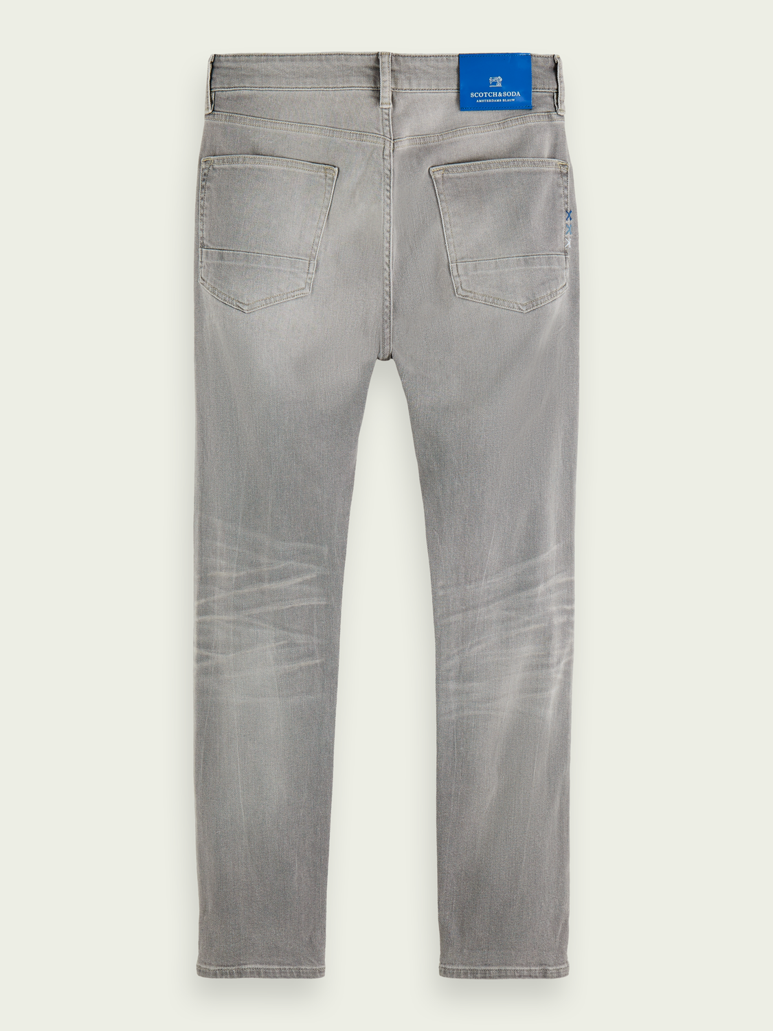 Men Ralston - Stone And Sand Light | Regular slim fit jeans