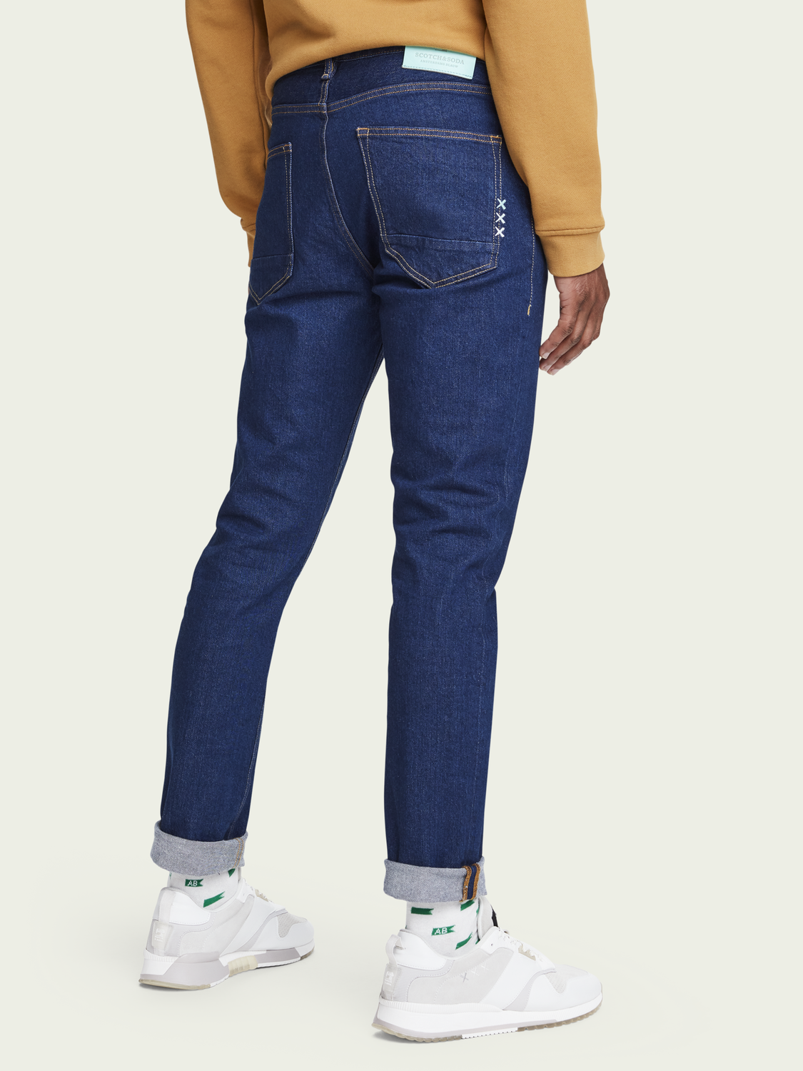 Heren Skim - The South Sea   Skinny fit jeans