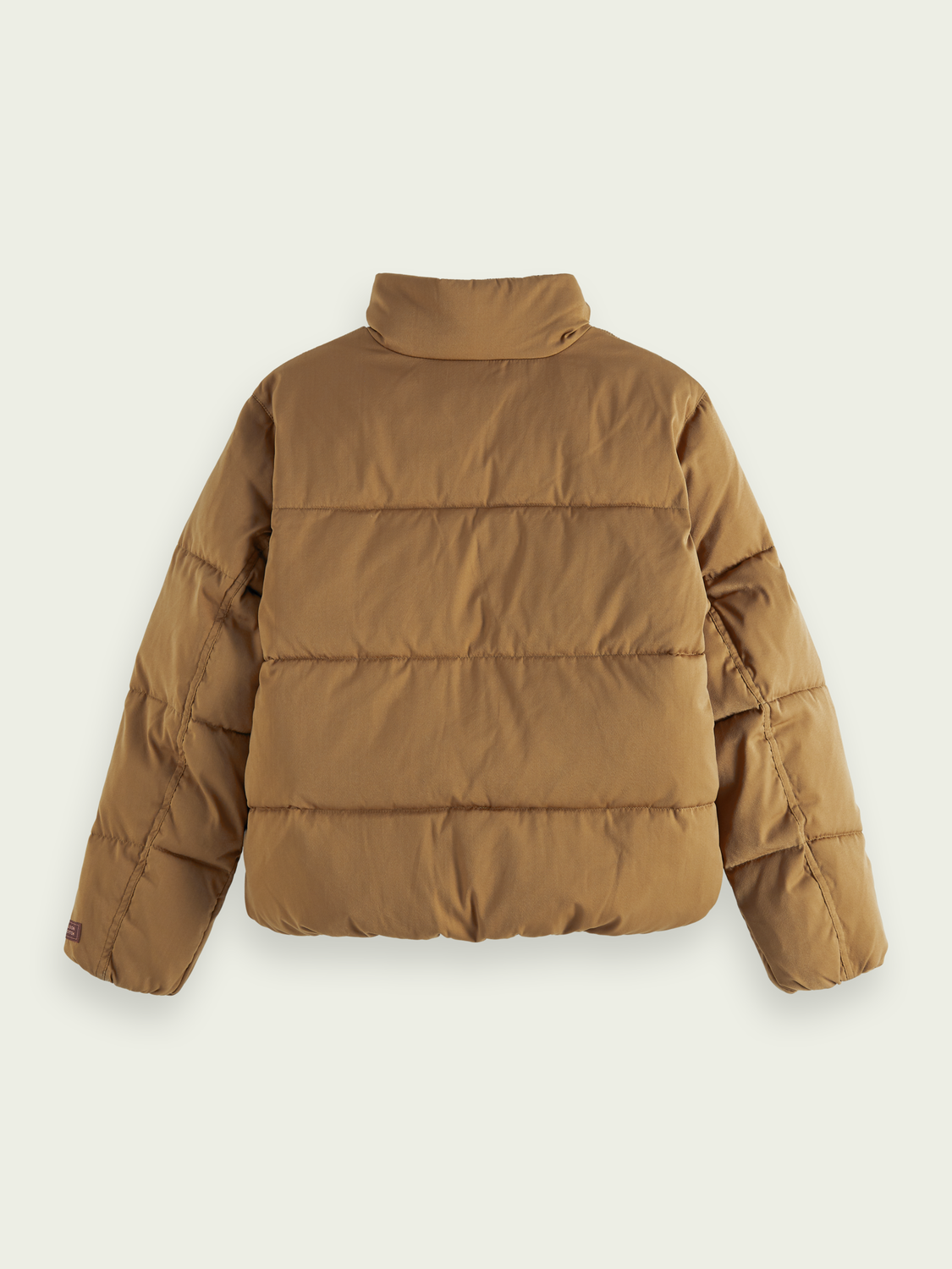 Women Soft quilted puffer jacket