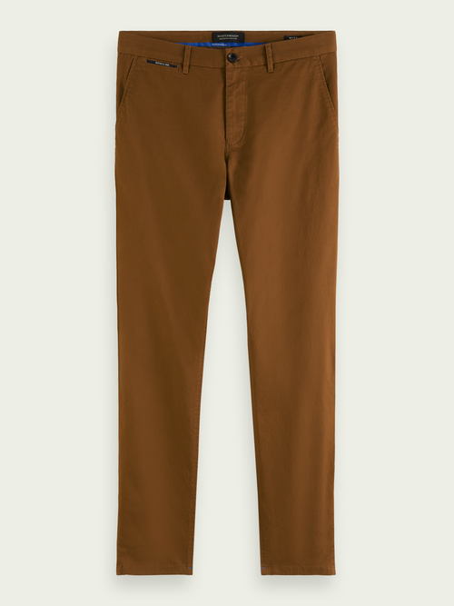 Scotch & Soda MOTT SUPER-SLIM FIT CLASSIC TWILL CHINO