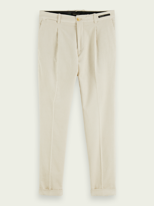 Scotch & Soda BLAKE SLIM FIT CORDUROY CHINO