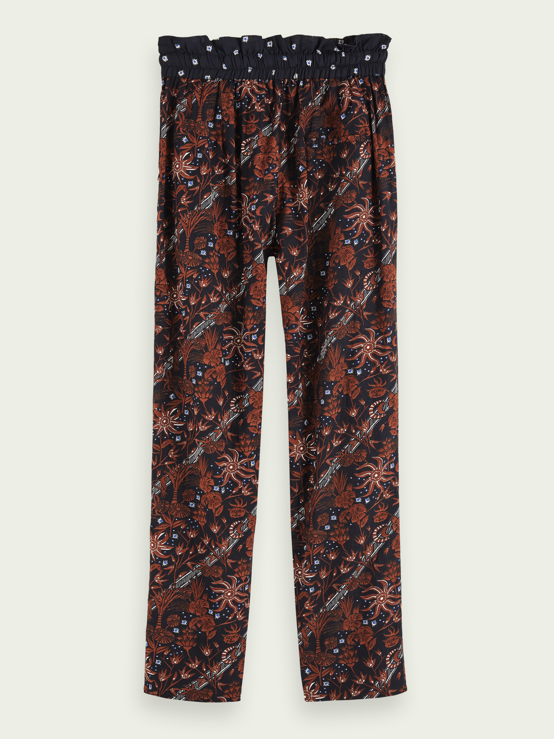 Women Cotton-blend track pants