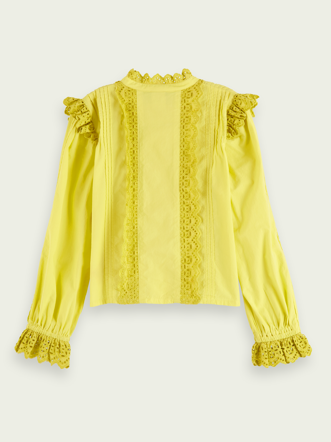 Kids Lacy long sleeve top