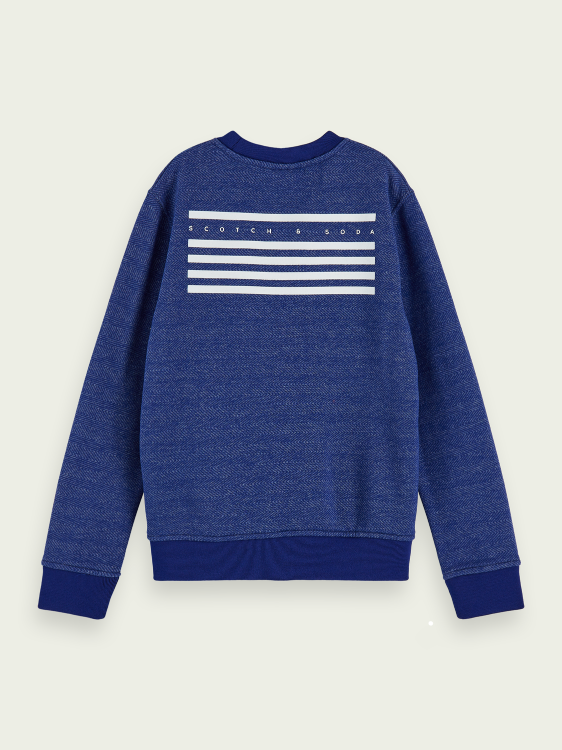 Boys Cotton-blend every day long sleeve sweatshirt