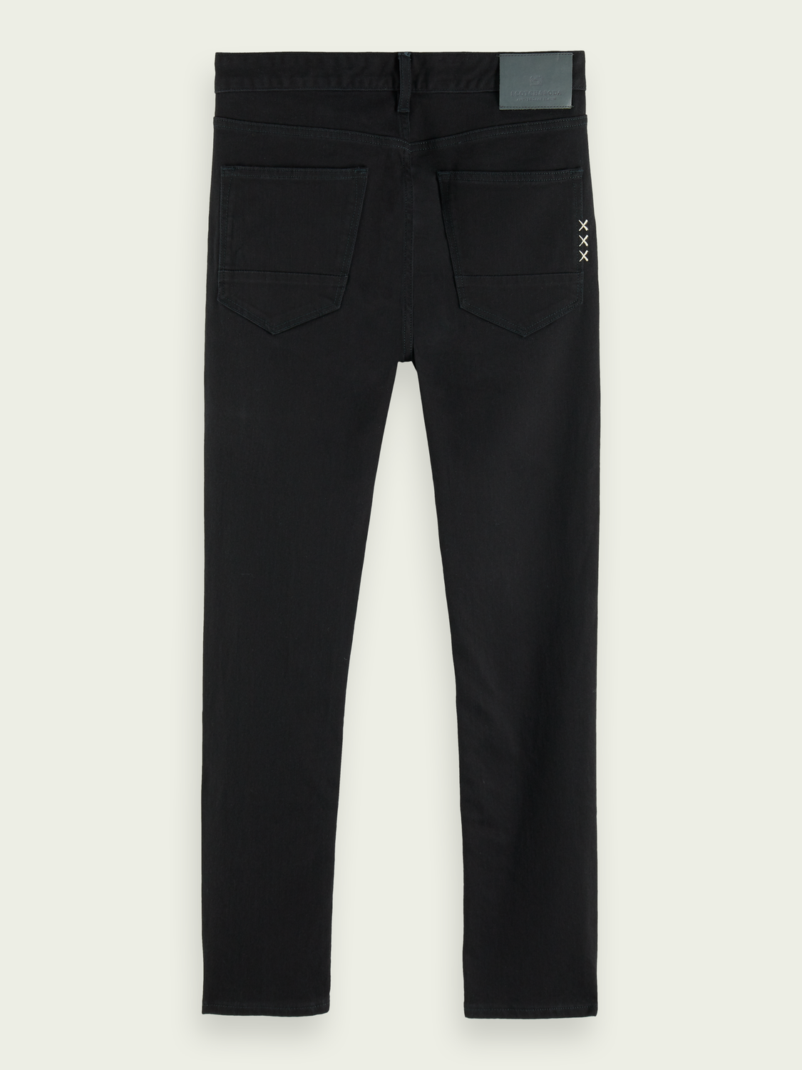 Men Skim - Stay Black |Super slim jeans