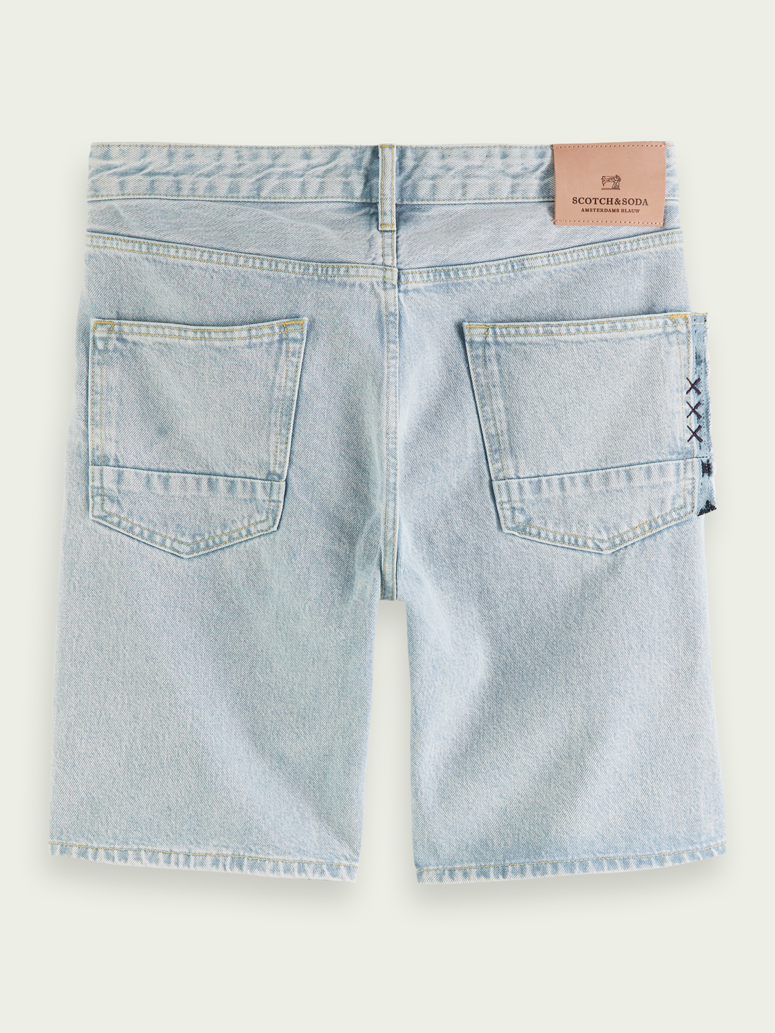 Men Ralston Short - Street Beach | Slim fit