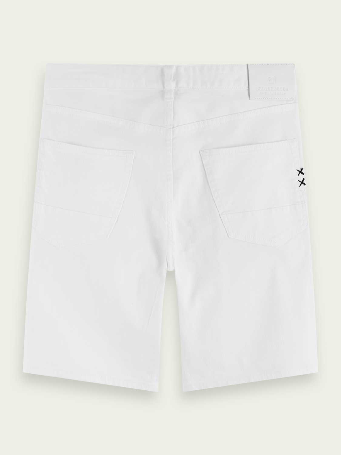 Men Ralston Short – Tobacco | Slim fit