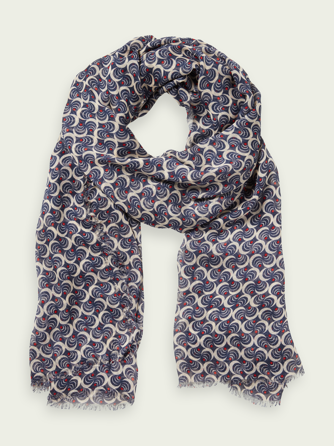 Women Lightweight TENCEL™ printed scarf