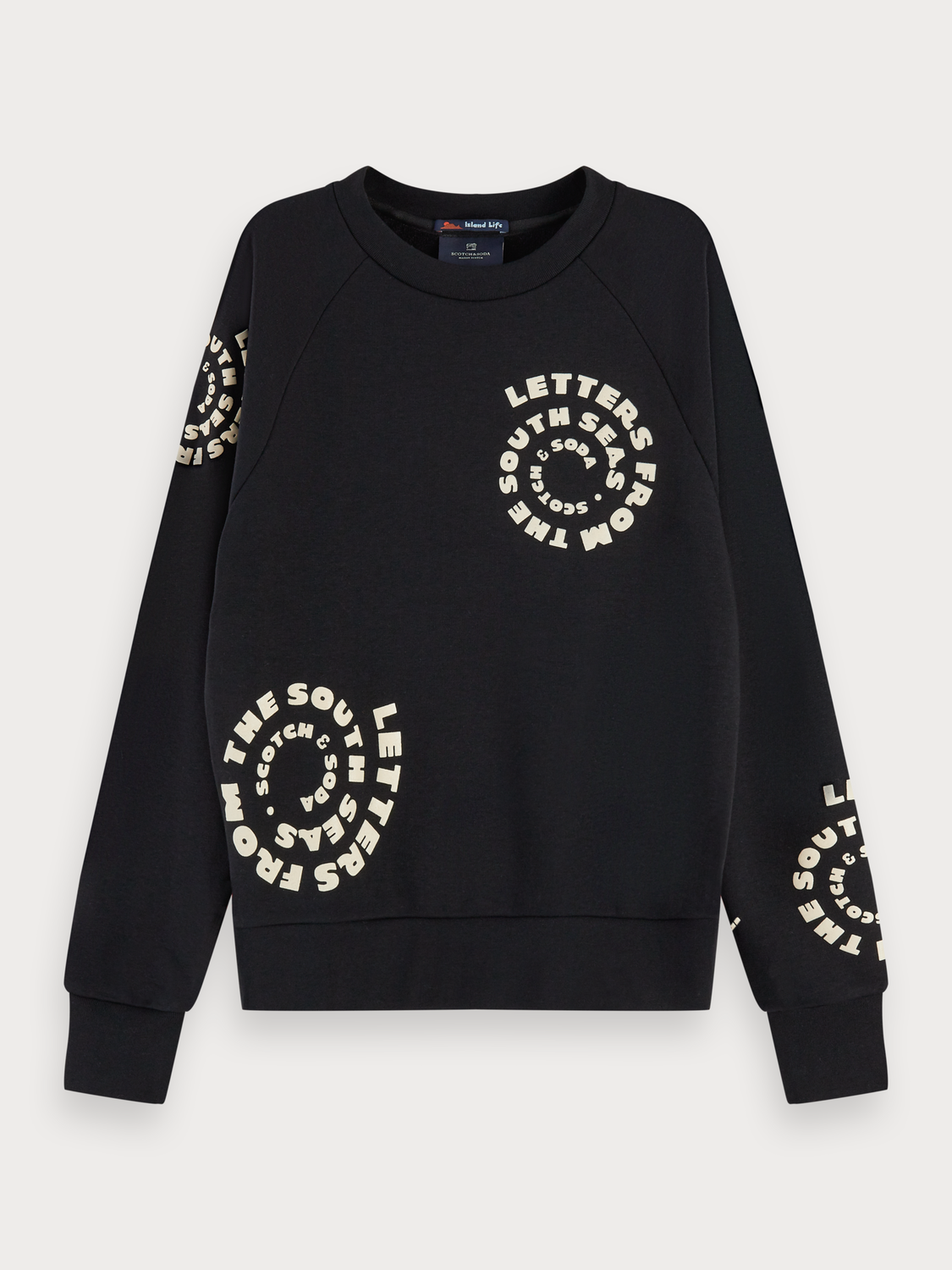Women Textured long sleeve artwork sweater