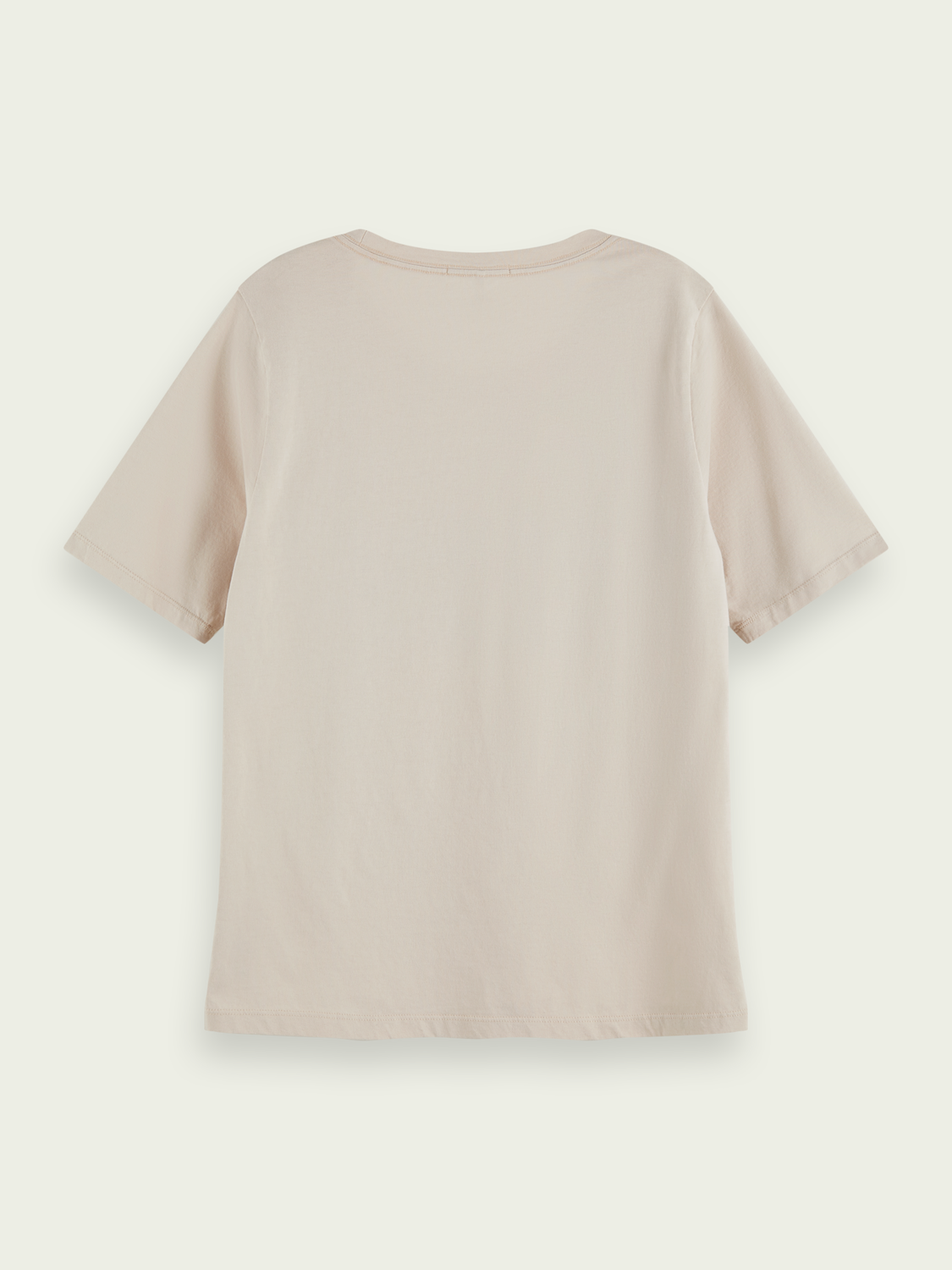 Damer Ekologisk t-shirt med relaxed fit