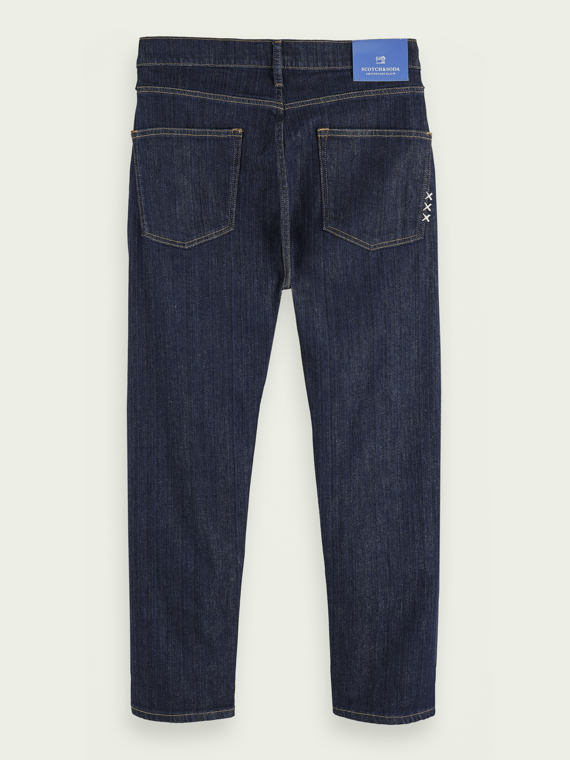 Men Dean - Blank Page | Loose tapered fit jeans