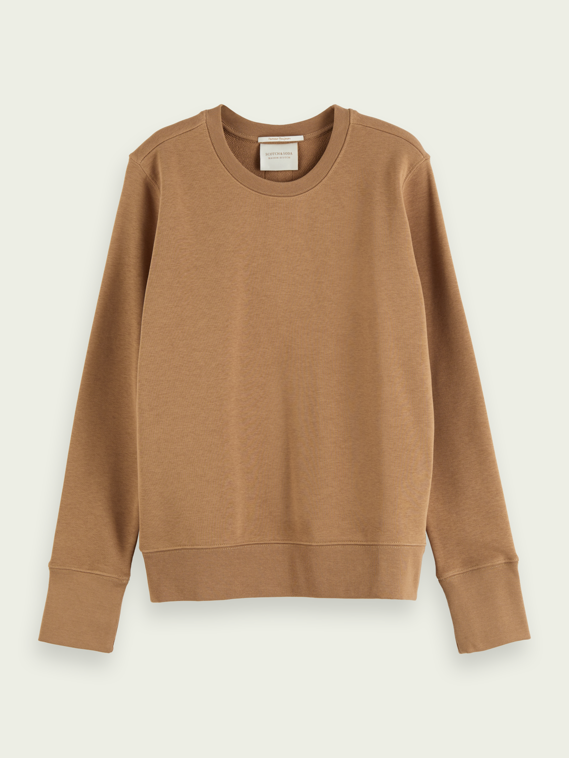 Women Relaxed fit taped sweatshirt