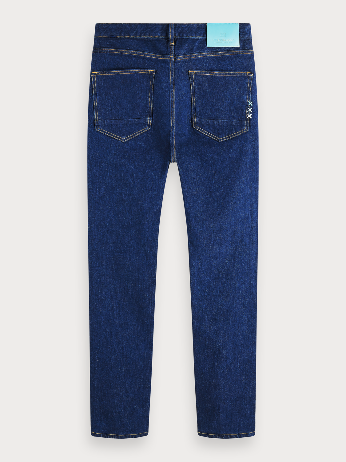 Herrar Skim - The South Sea | Jeans med skinny fit