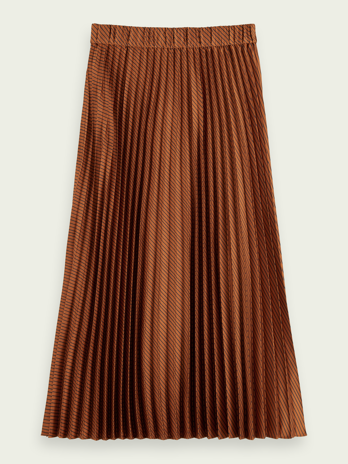 Kids Pleated midi skirt