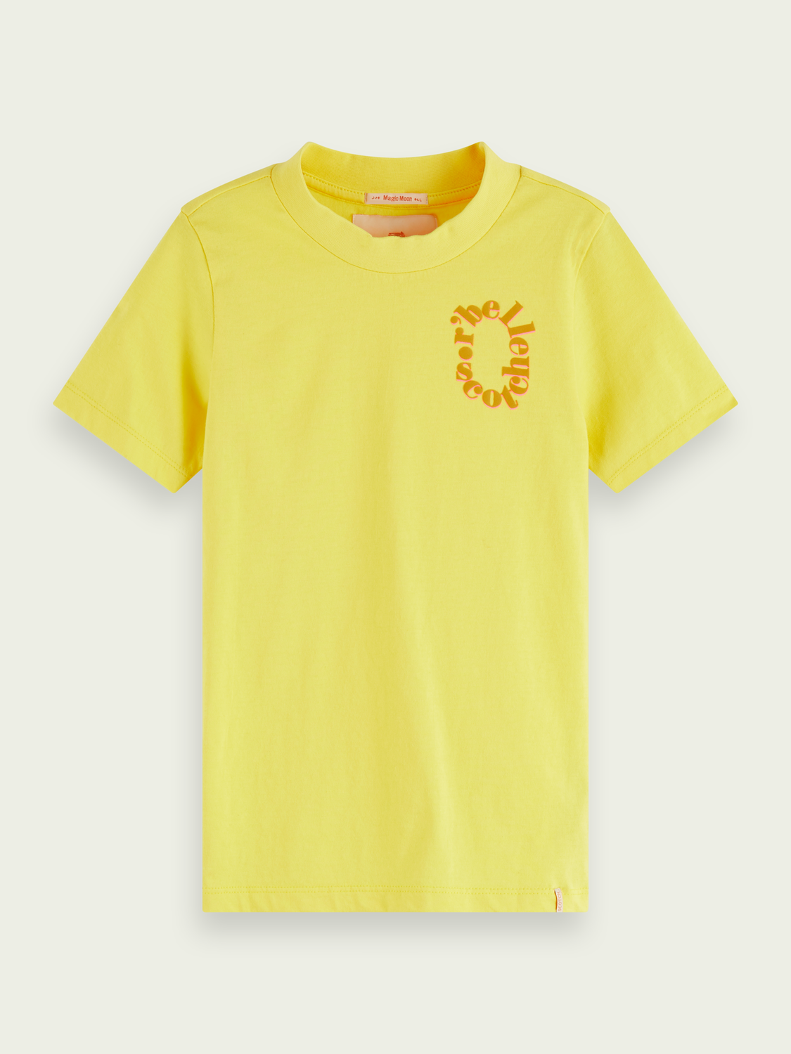 Kids T-shirt with chest motif