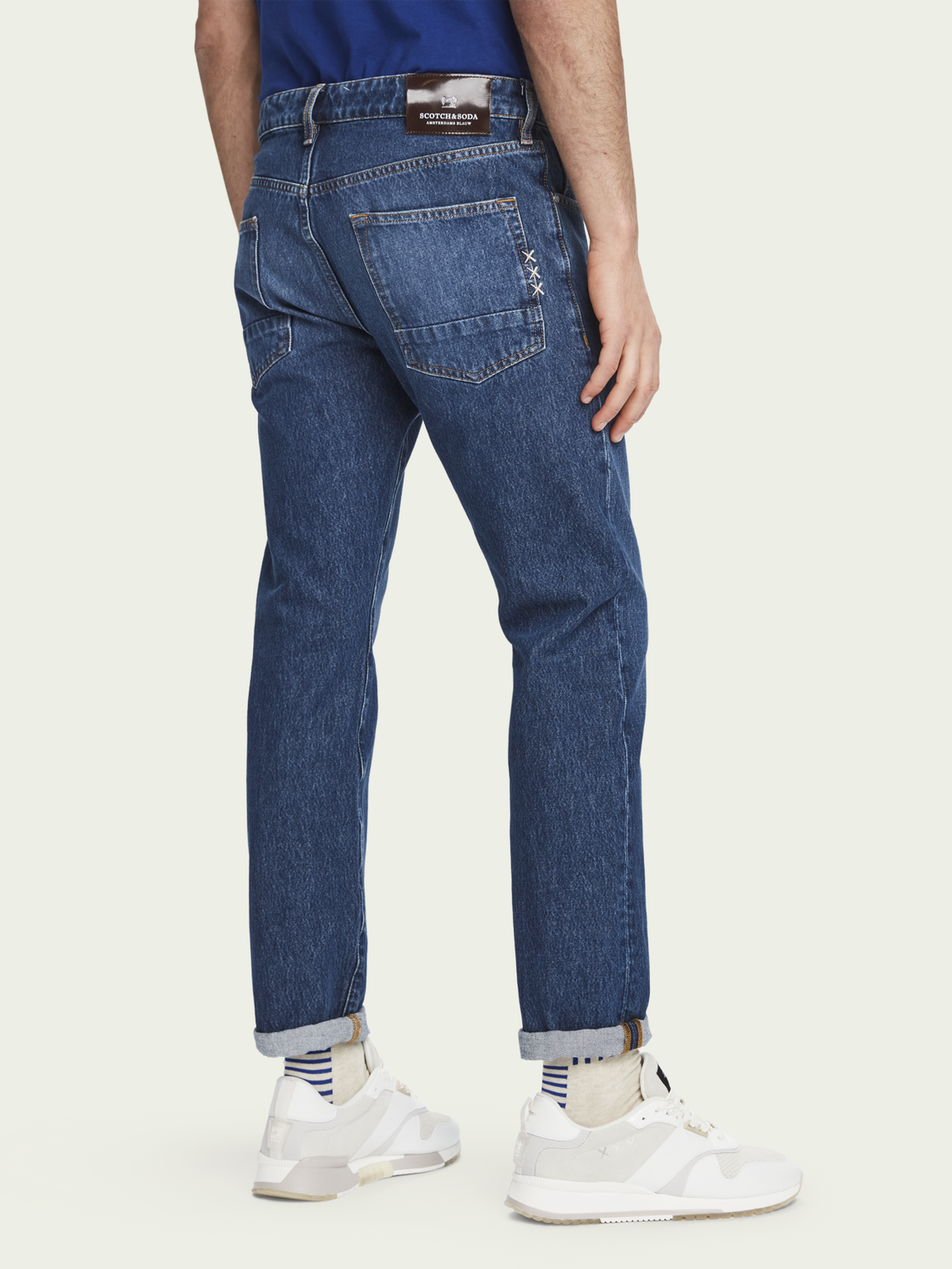 Heren Ralston - The Blue Gang   Slim fit jeans