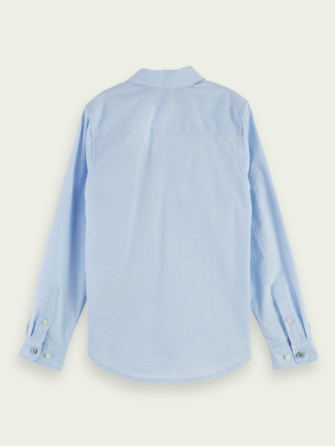 Kids Stretch cotton shirt