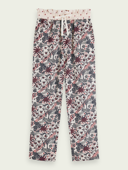 SCOTCH & SODA COTTON-BLEND TRACK PANTS