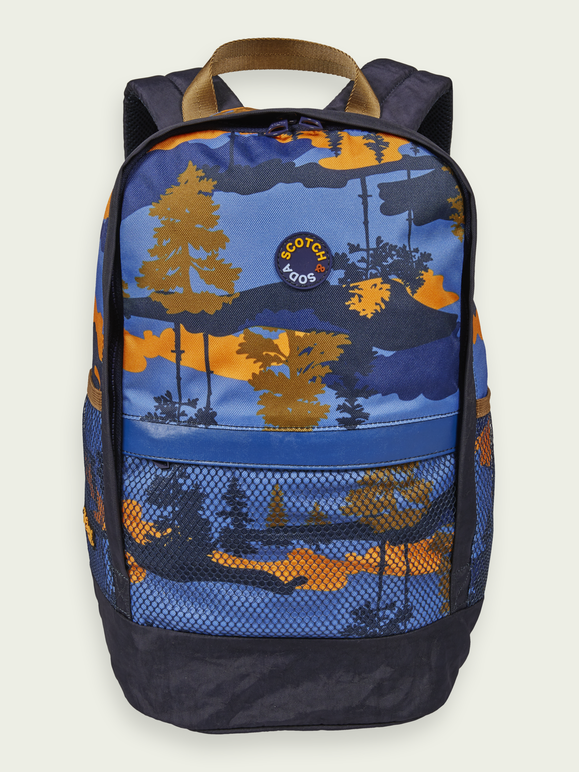 Boys All-over print backpack