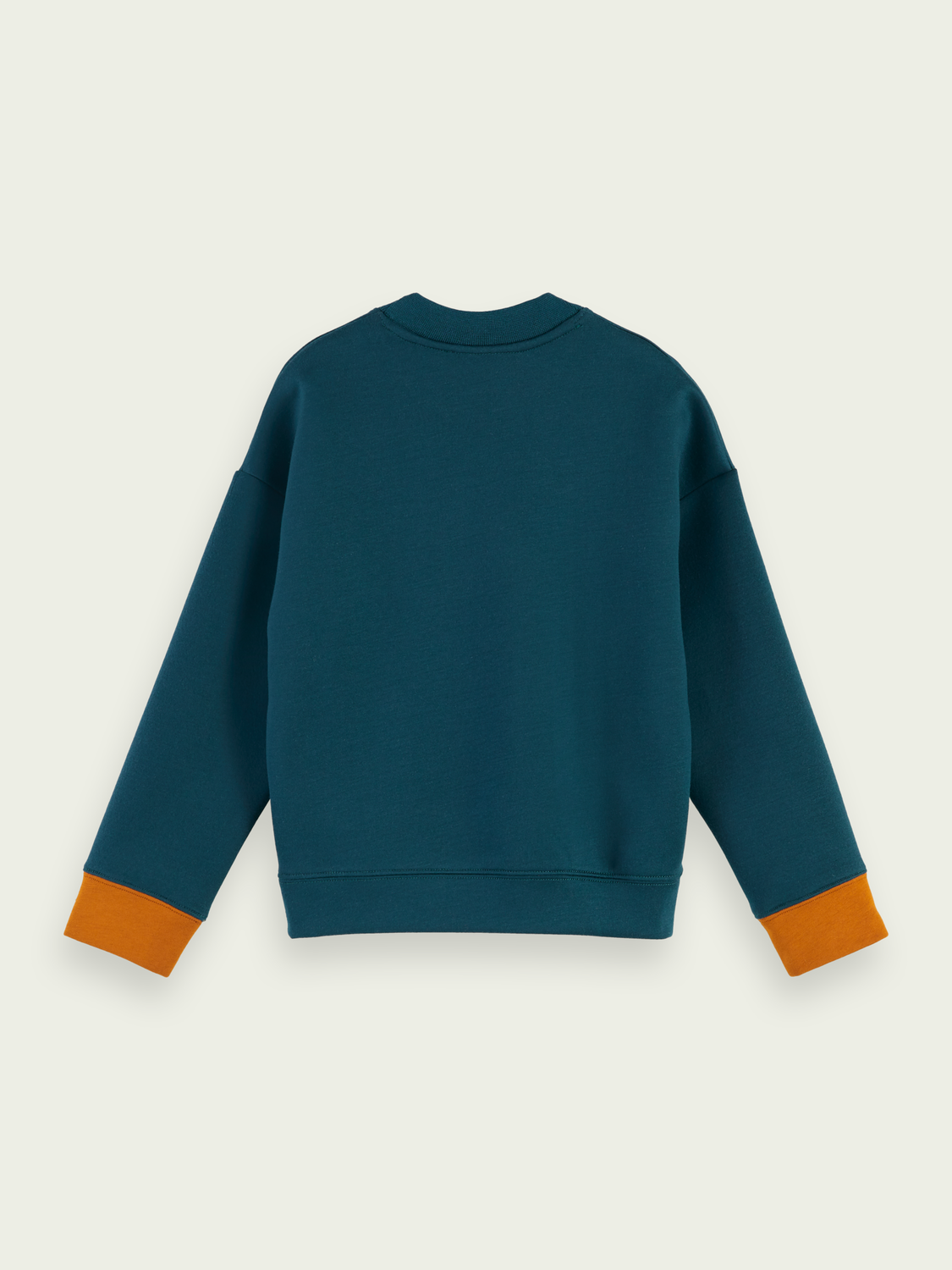 Kinder Zweifarbiges Sweatshirt