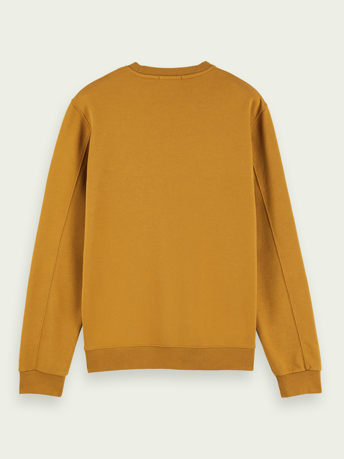 Heren Sweater met ronde hals en Scotch & Soda-logo