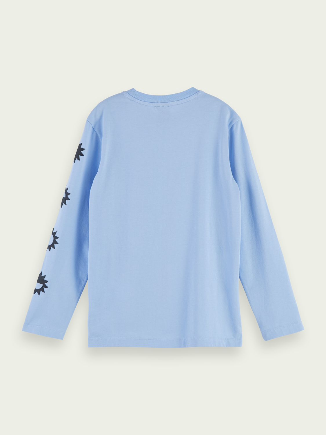 Kids Long sleeve artwork t-shirt