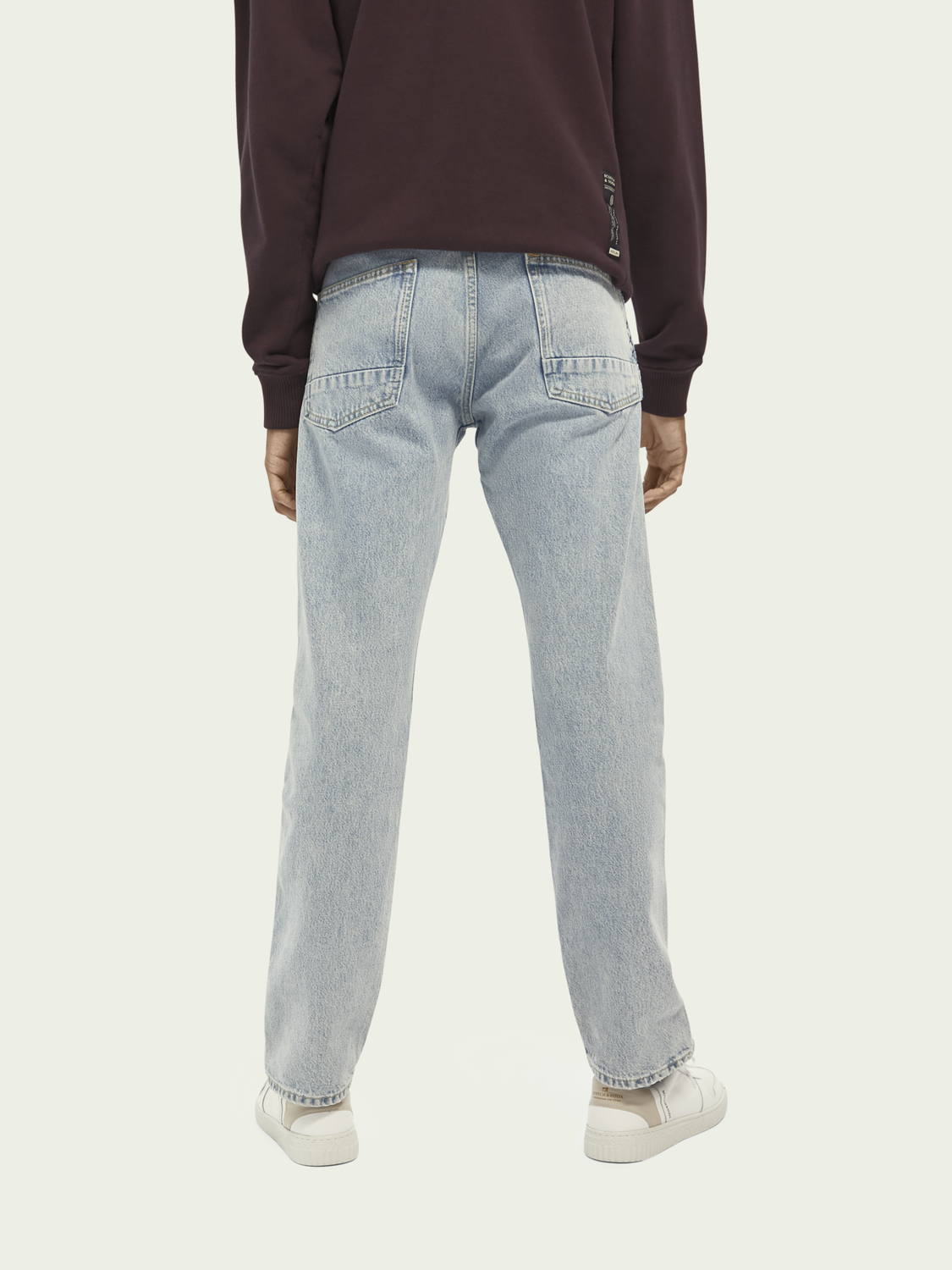 Men Vernon - Street Beach | Straight fit jeans
