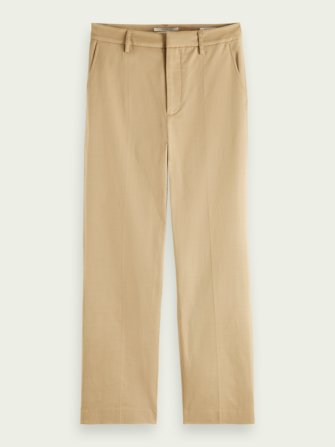 Damen Abott – Stretch twill | Regular fit stretch chino