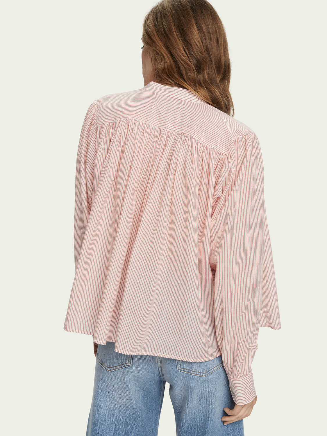 Damen Loose Fit Shirt aus Bio-Baumwolle