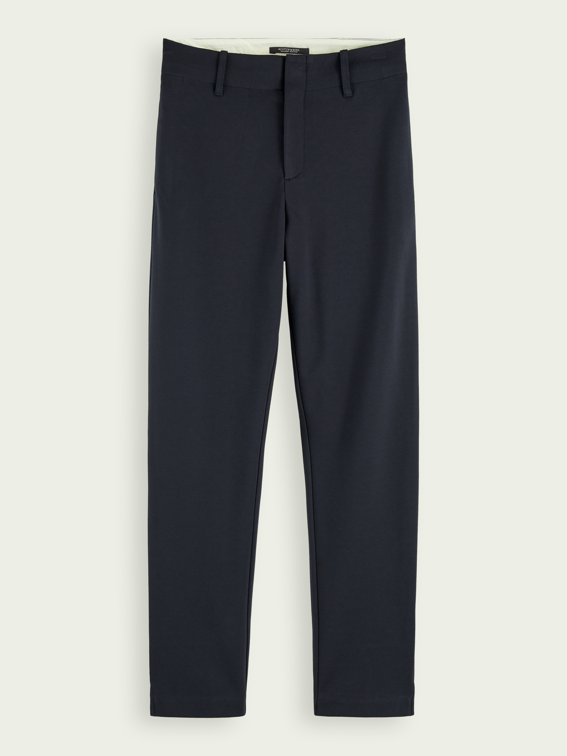 Damer Tailored mid-rise stretch pants