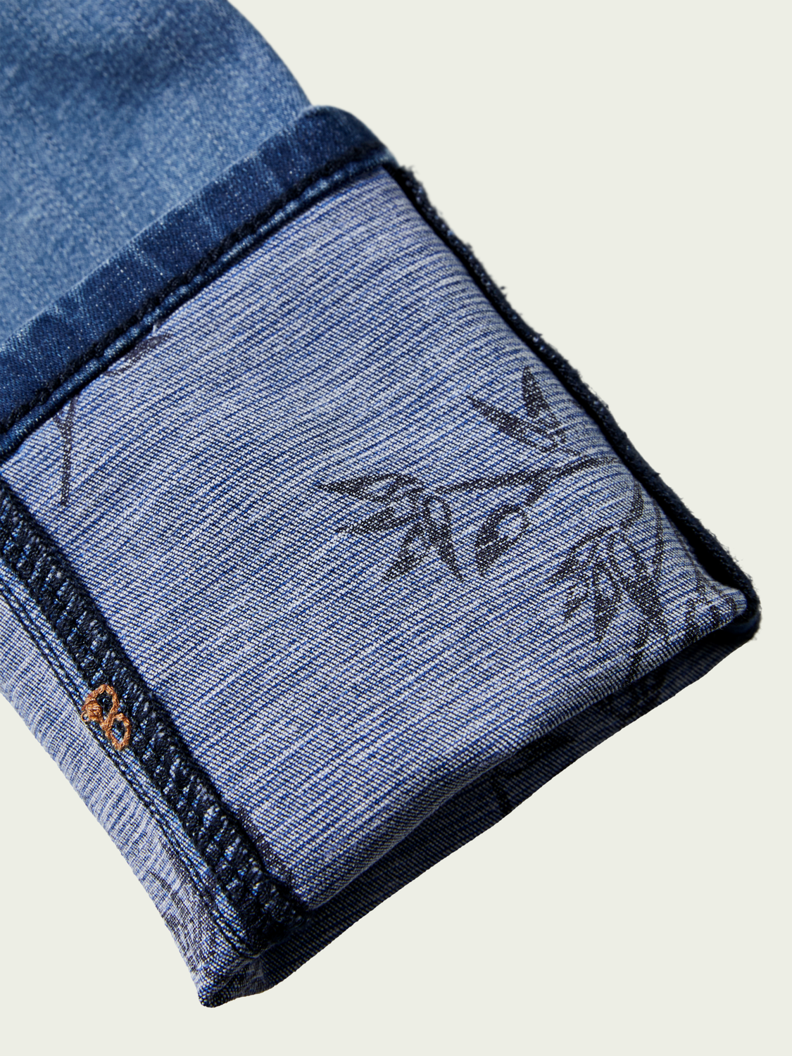 Enfant La Charmante – Moody Blue | Jeans high rise skinny fit