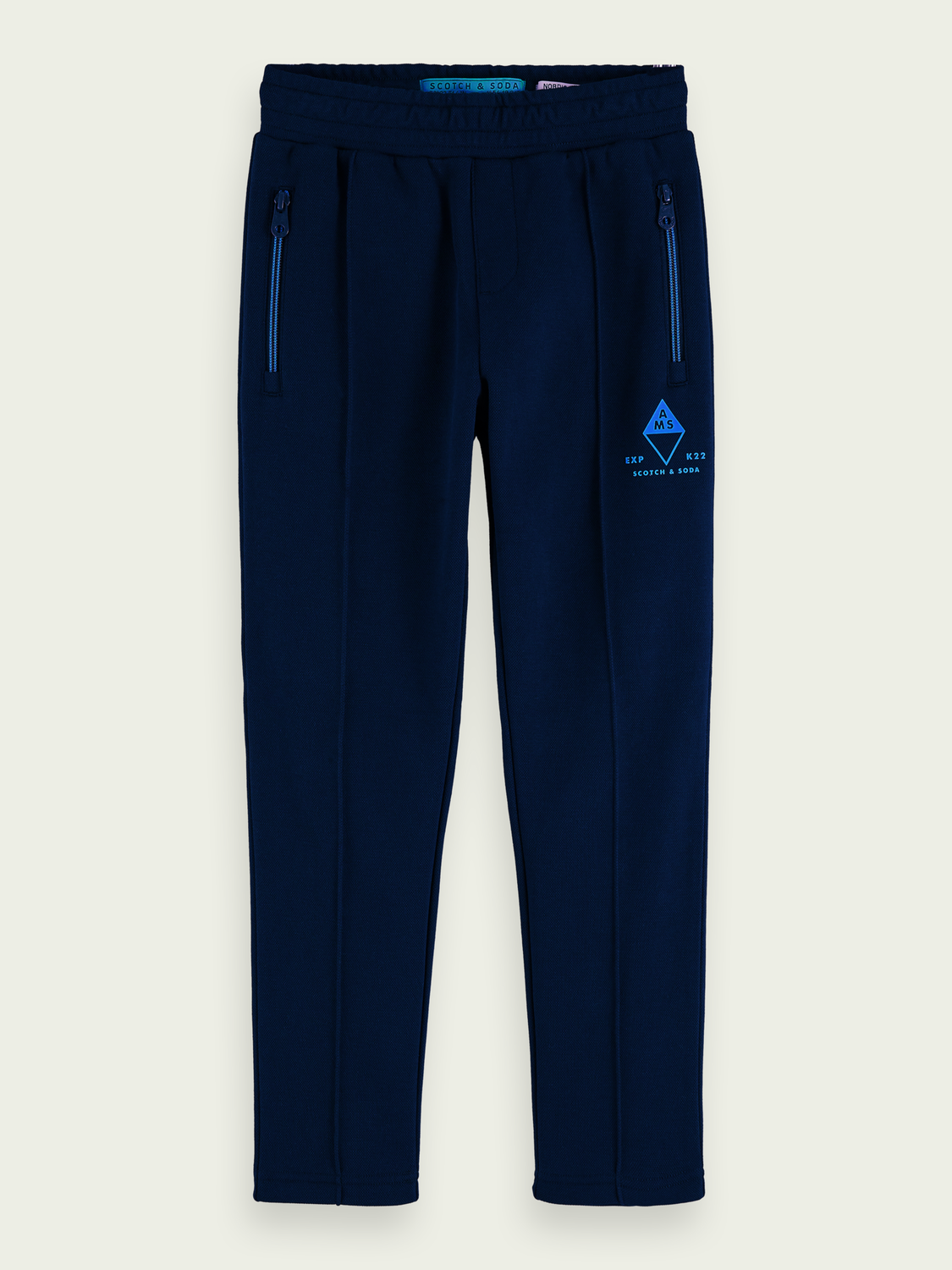 Kids Cotton-blend pique sweatpants