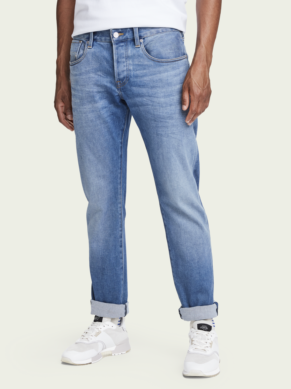 Men Ralston - Spyglass Light | Slim fit jeans