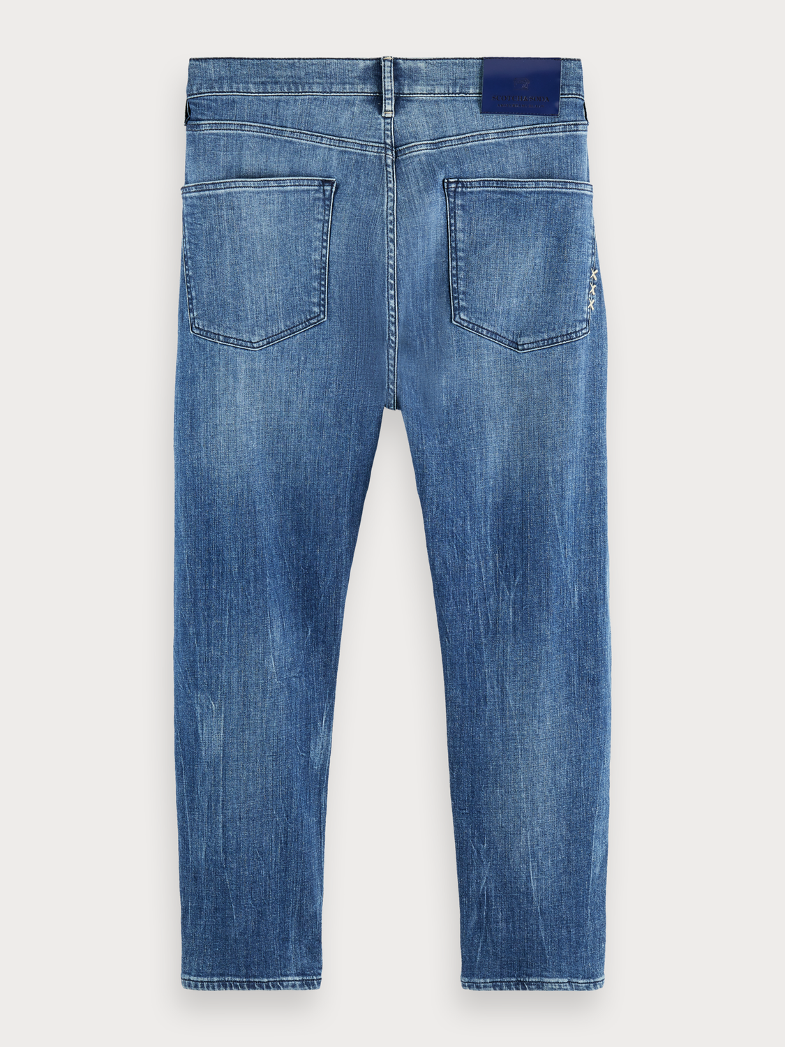Herrar Dean - Daily Icon | Jeans med loose tapered fit