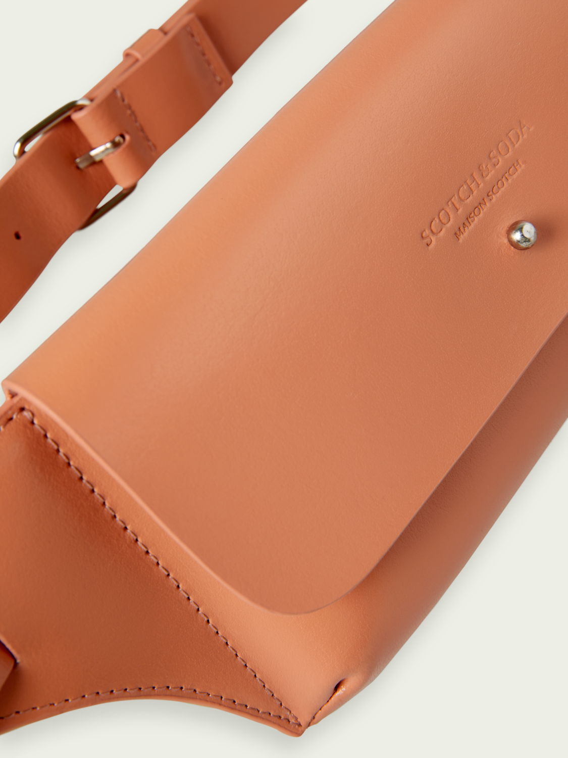 Women Leather belt bag