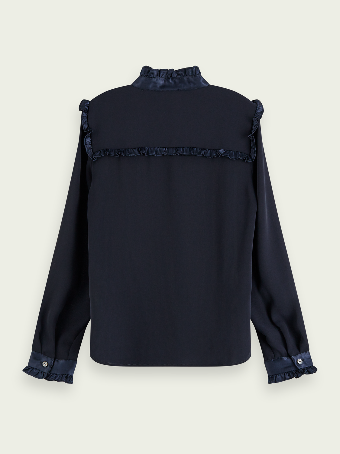 Kids Ruffle shirt