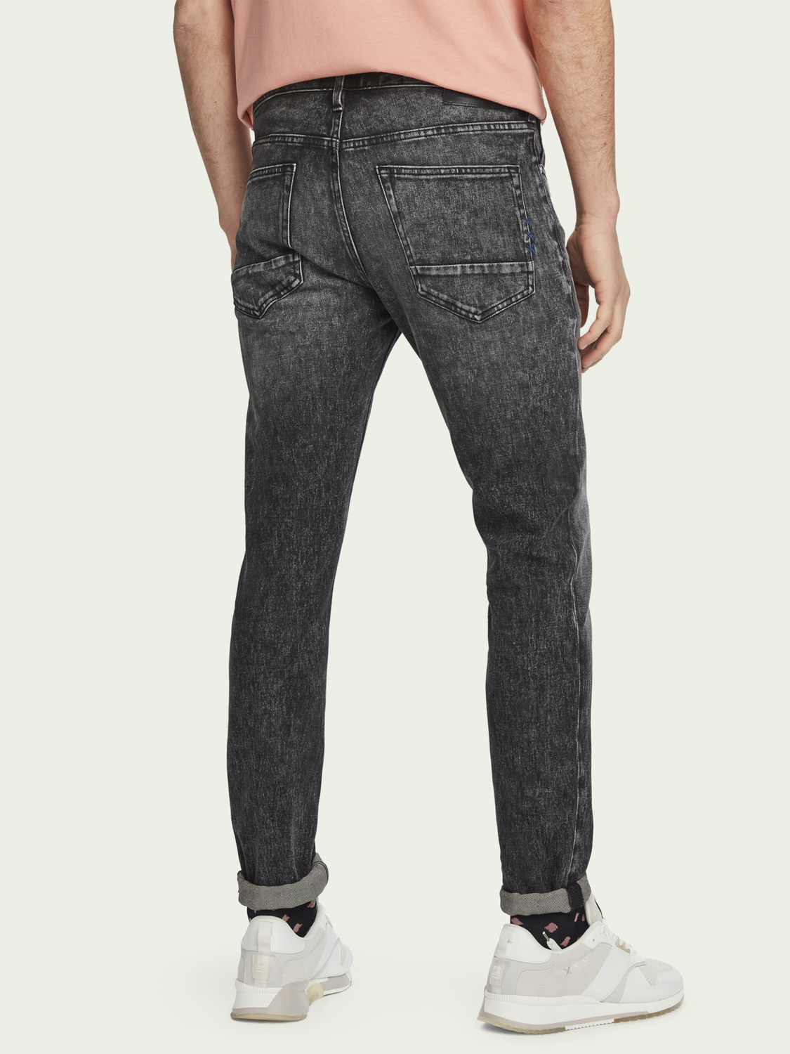 Men Skim - Carve It Out | Mid-rise super-slim jeans