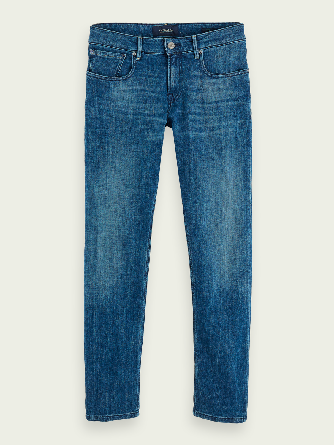 Men Tye - Daily Icon | Mid-rise slim carrot fit jeans