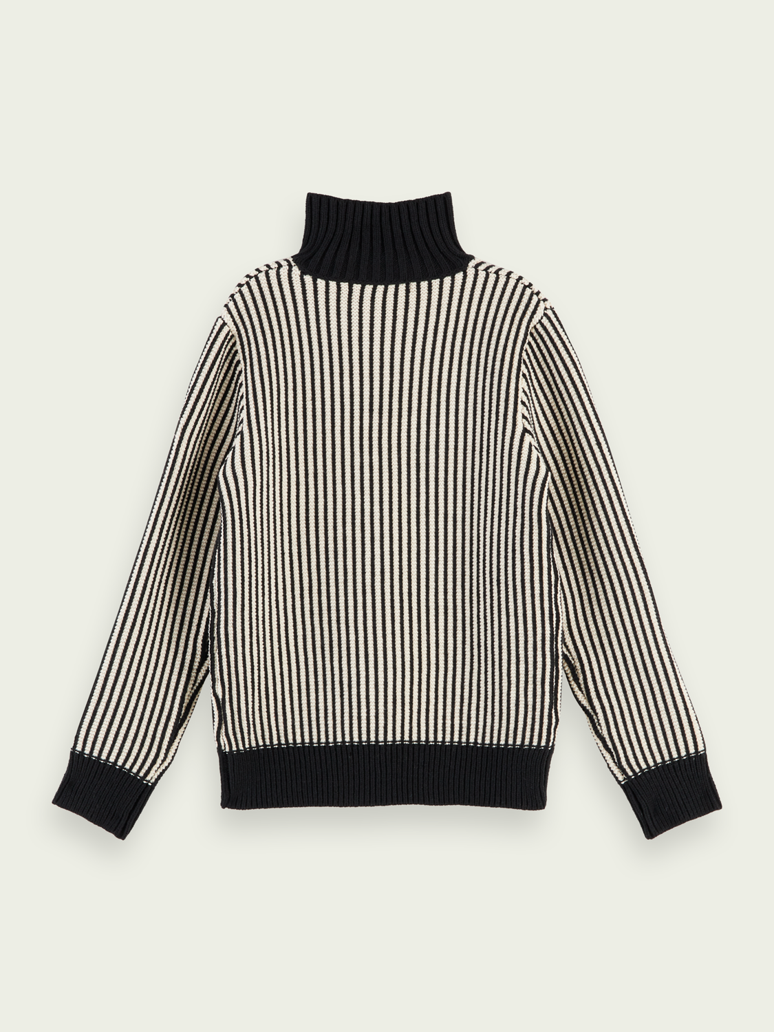 Kids Half-zip turtleneck pullover