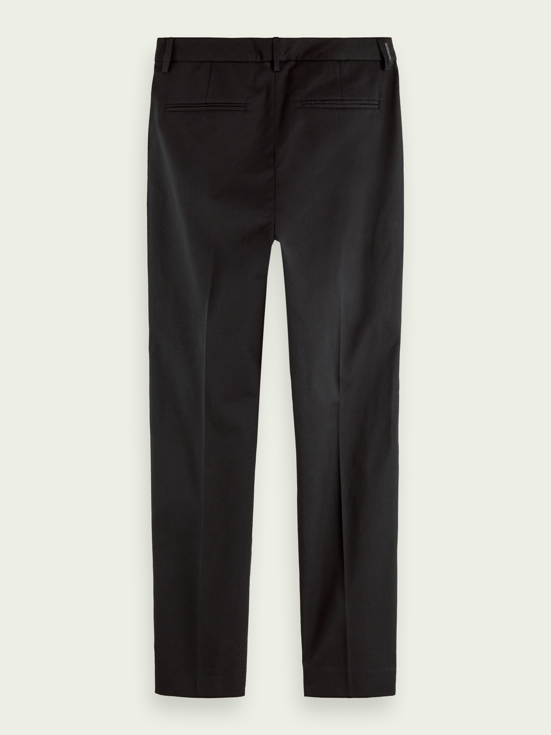 Damen Bell – stretch cotton | Mid-rise slim fit chino
