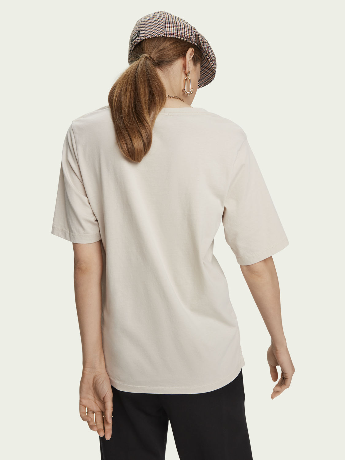 Women Relaxed fit short sleeve t-shirt