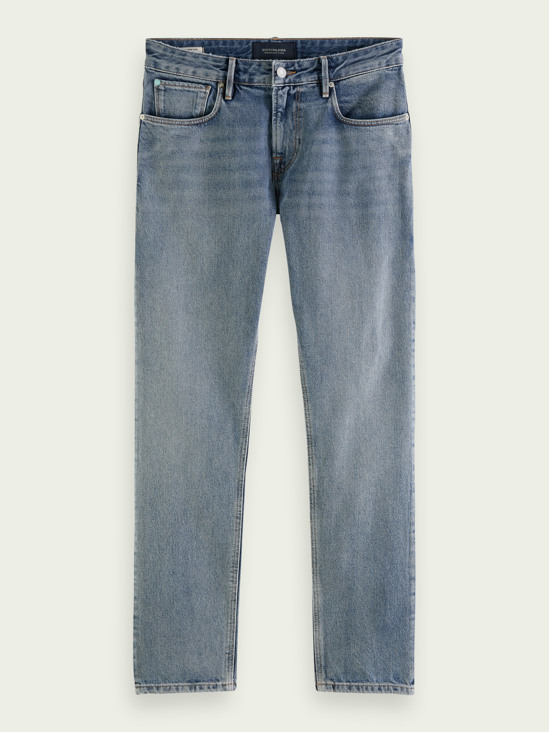 Men Tye - Dive Right In | Mid-rise slim carrot fit jeans