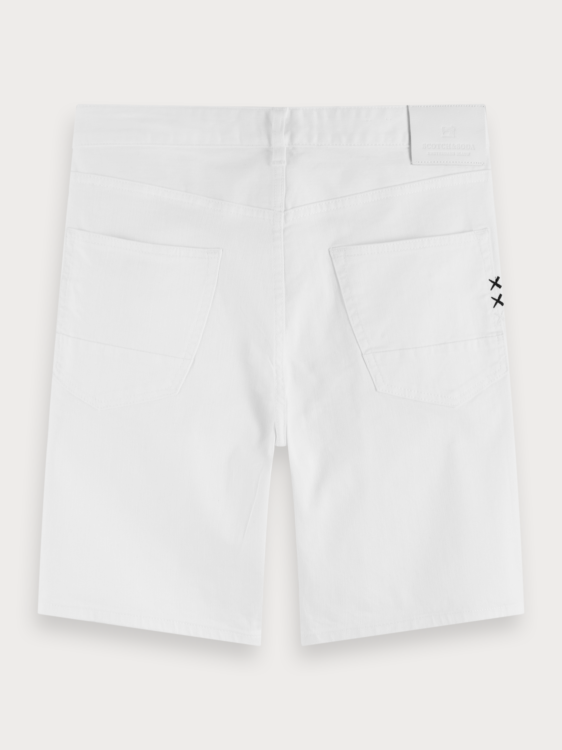 Herrar Ralston Short - Tobacco | Slim fit