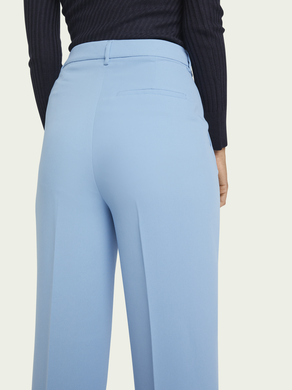 Women Edie – High rise wide leg pants